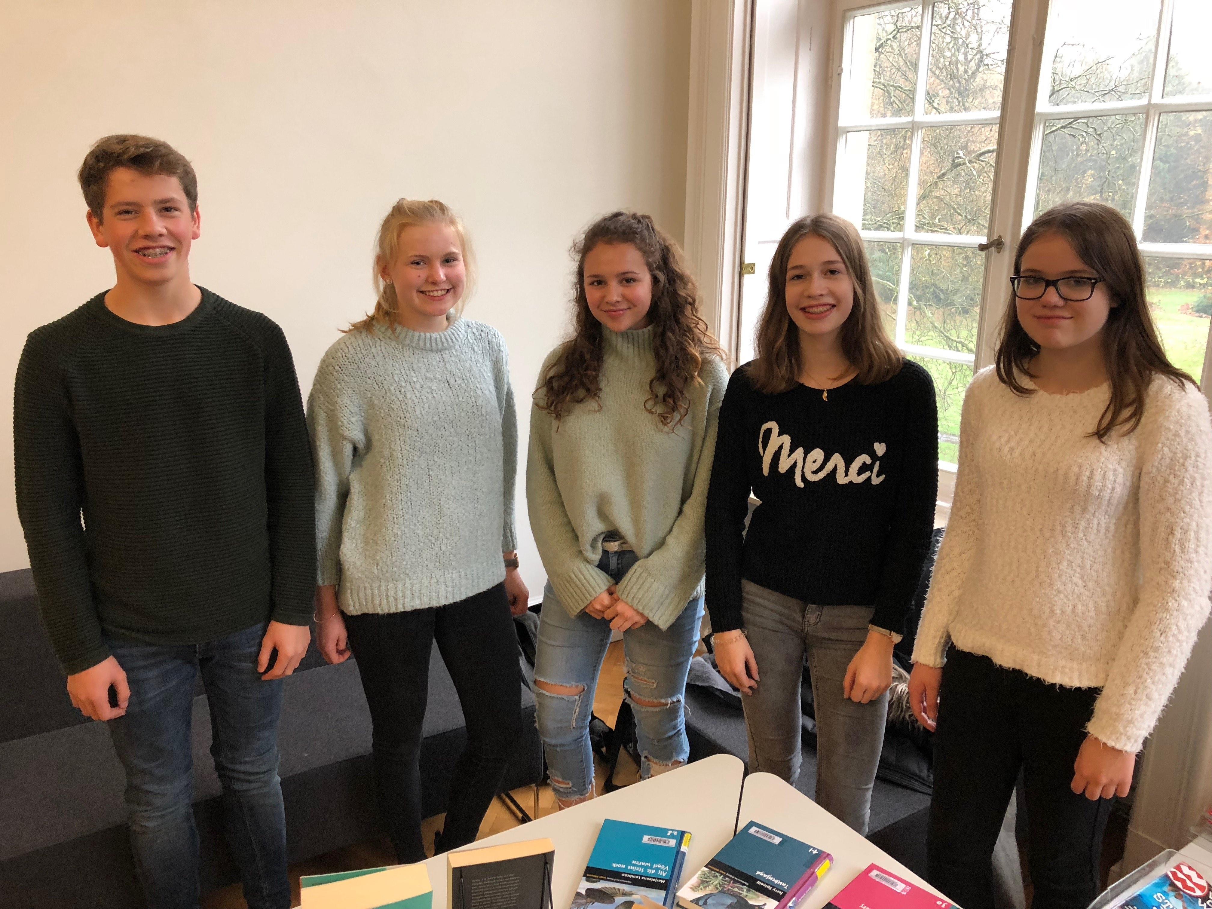 Austauschschülerin Éloise aus Kanada zu Gast bei LoNews