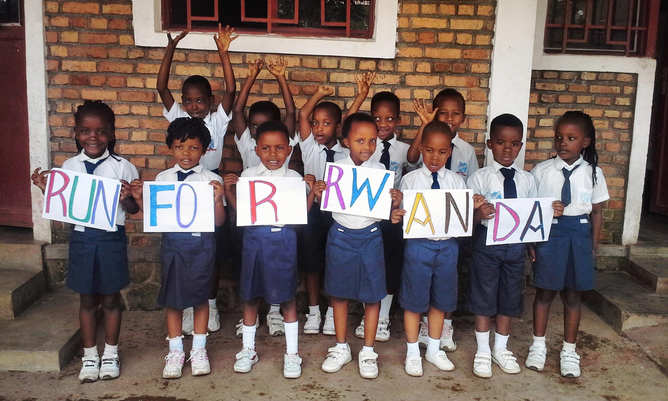 RUN for RUANDA-Sponsorenlauf